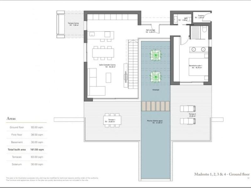 Deluxe sale house / villa Orihuela 620000€ - Picture 7