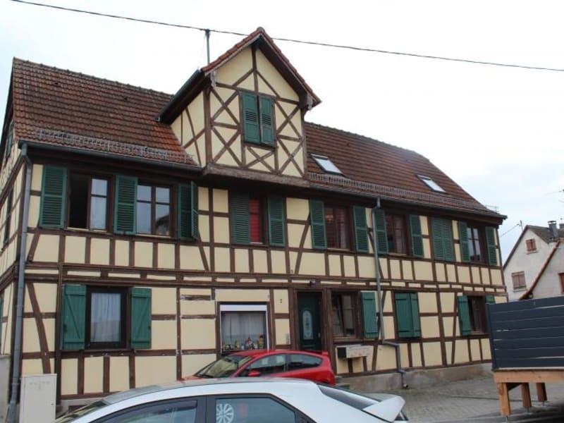 Sale building Benfeld 380000€ - Picture 1