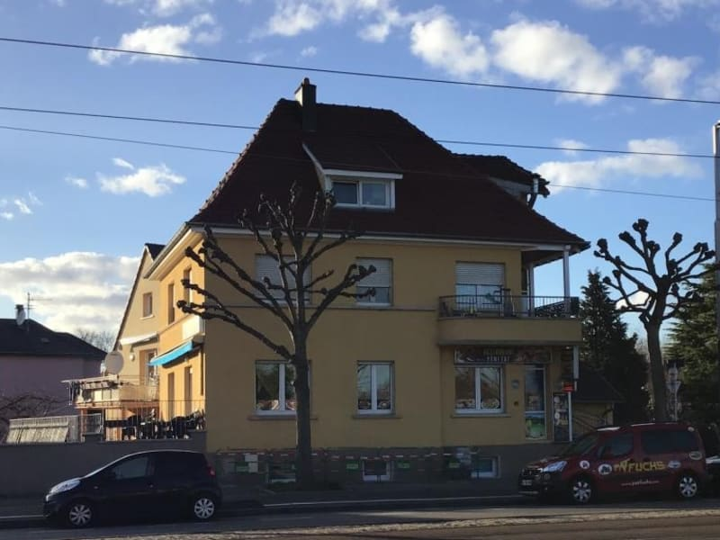 Verkauf mietshaus Illkirch graffenstaden 1050000€ - Fotografie 4