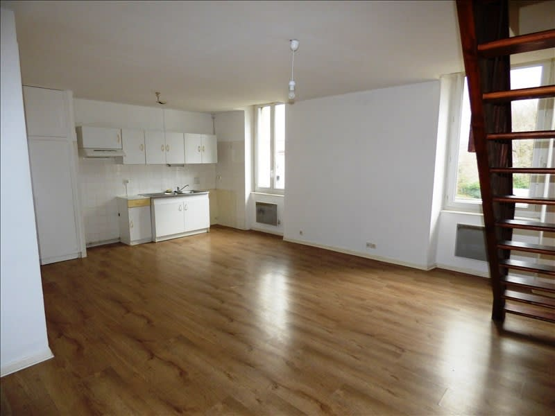 Rental apartment Mazamet 476€ CC - Picture 1