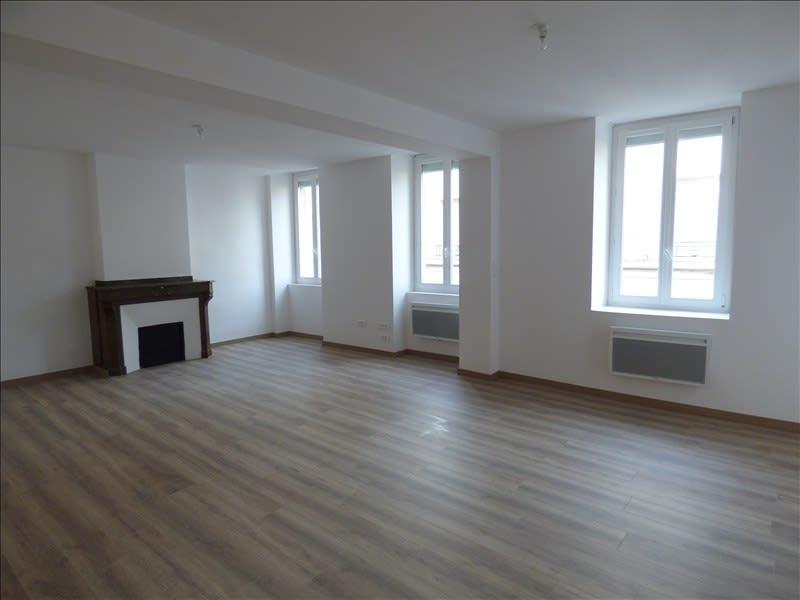 Rental apartment Mazamet 535€ CC - Picture 1