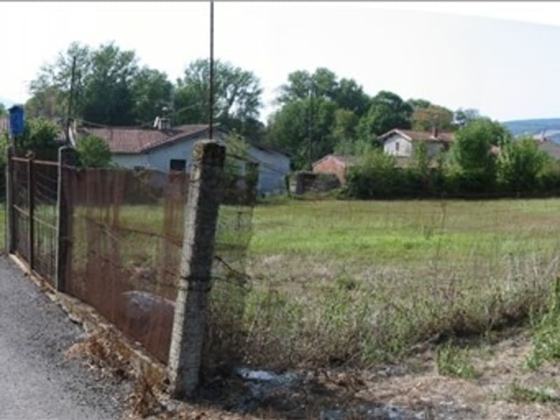 Vente terrain Sauveterre 49000€ - Photo 3