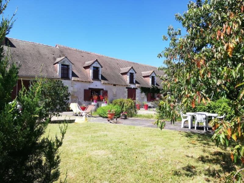 Sale house / villa St aignan 519750€ - Picture 1