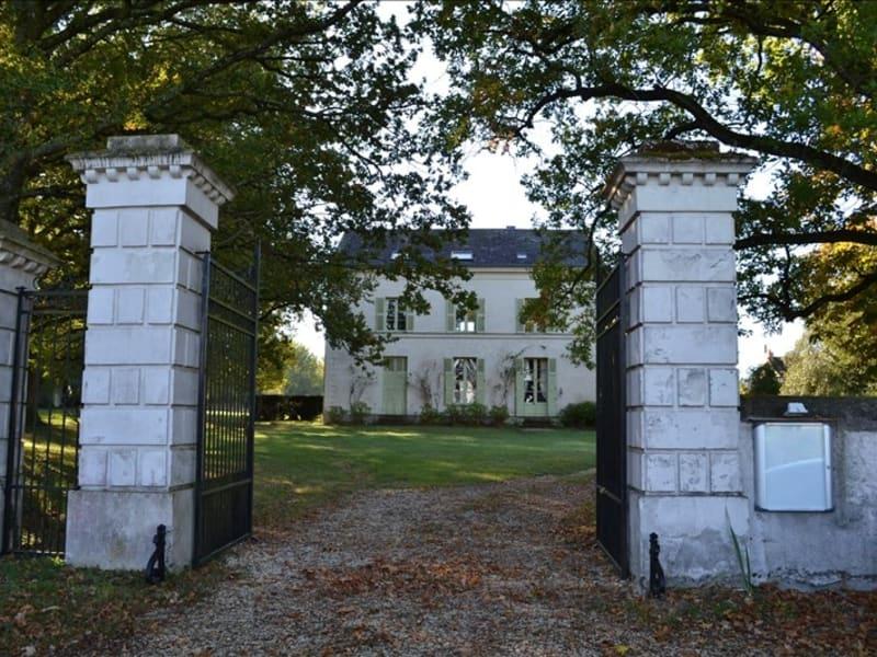 Sale house / villa Loches 651900€ - Picture 1
