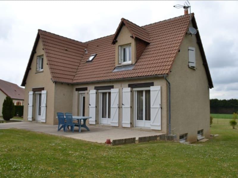 Vente maison / villa Contres 180000€ - Photo 1