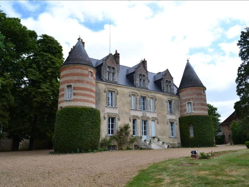 Deluxe sale house / villa Chateaudun 1696000€ - Picture 1
