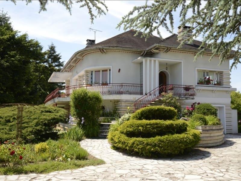 Sale house / villa St aignan 583000€ - Picture 1