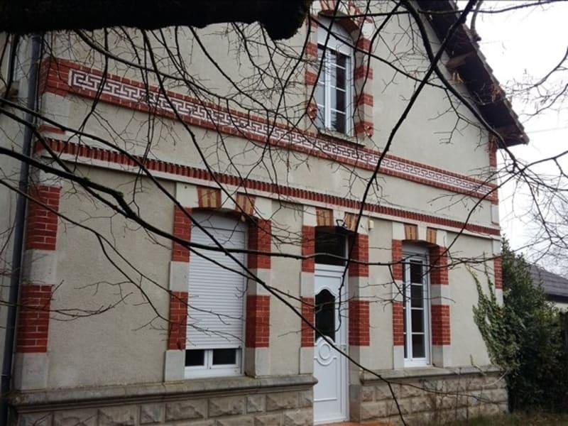 Sale house / villa St aignan 159000€ - Picture 1
