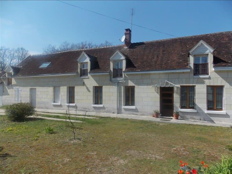 Sale house / villa St aignan 339200€ - Picture 1