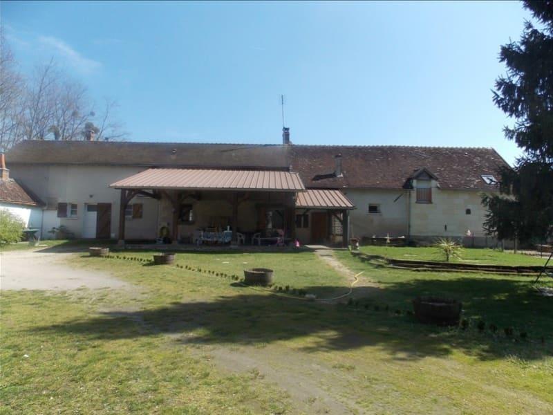 Sale house / villa St aignan 339200€ - Picture 2