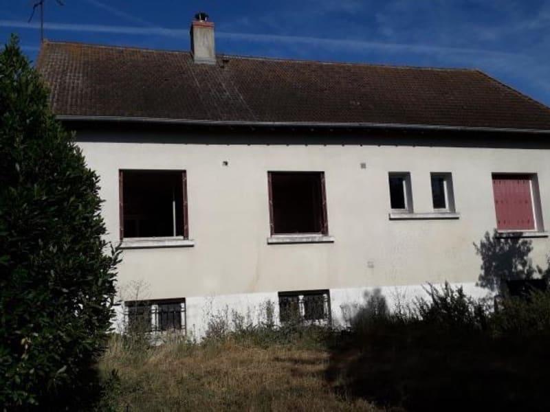 Vente maison / villa Villentrois 91000€ - Photo 5