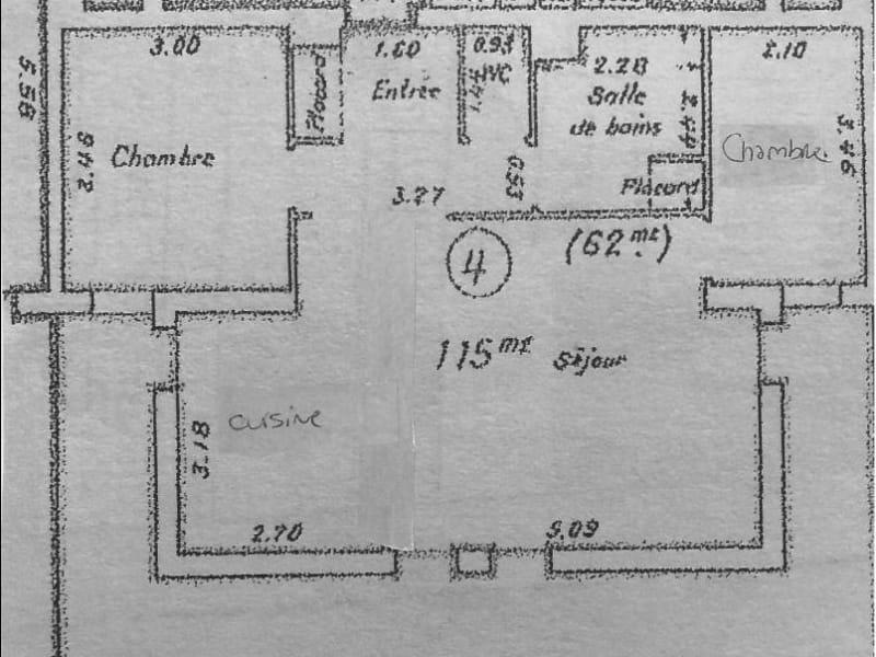 Vente appartement La chapelle en serval 209000€ - Photo 6