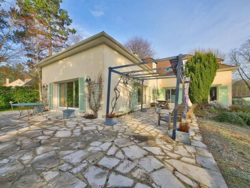 Sale house / villa St nom la breteche 1480000€ - Picture 1