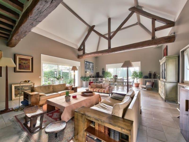 Sale house / villa St nom la breteche 1480000€ - Picture 2