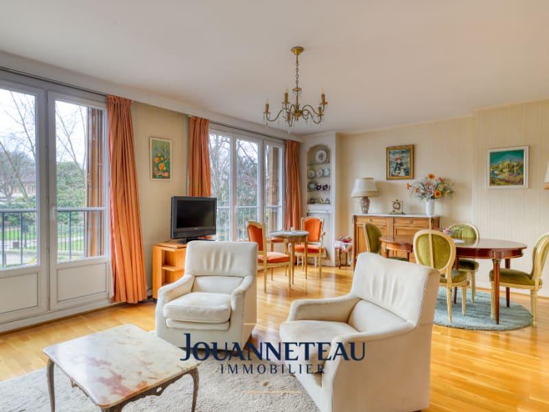 Vente appartement Vanves 496000€ - Photo 1