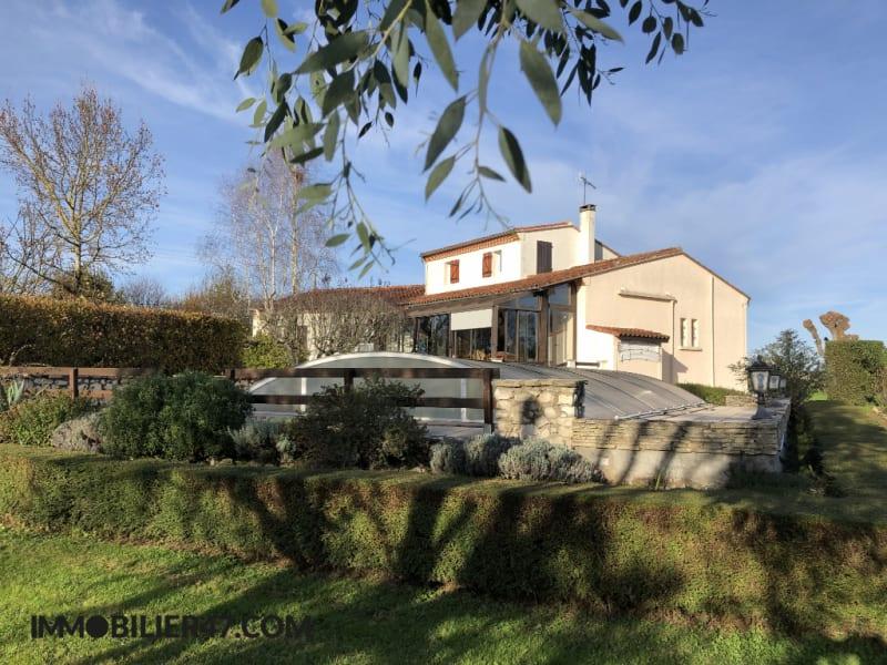 VILLA CASTELMORON SUR LOT - 7 pièces - 182 m²