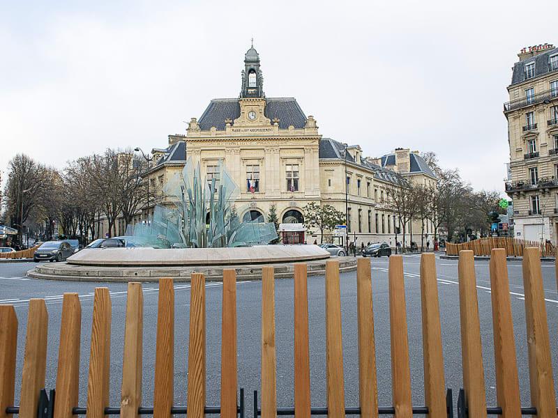 Vente appartement Paris 20ème 469000€ - Photo 3
