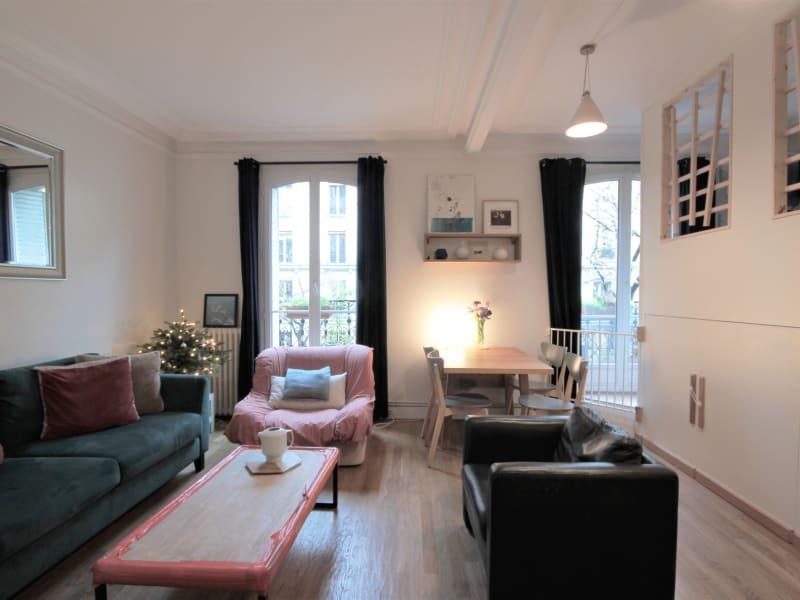 Vente appartement Paris 20ème 469000€ - Photo 2