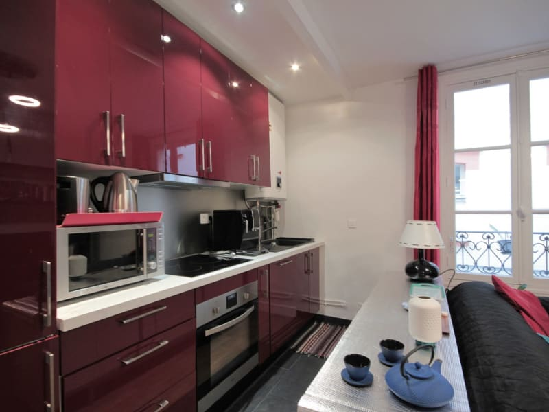 Sale apartment Paris 19ème 359 000€ - Picture 1