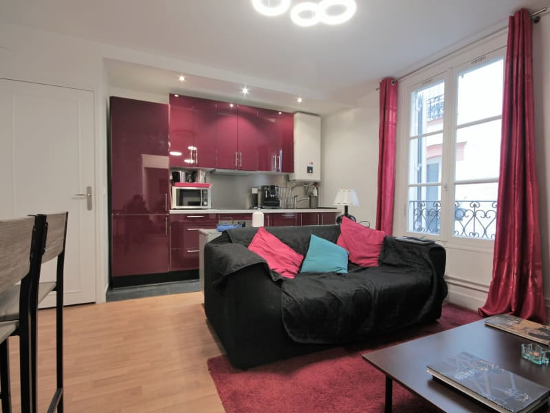 Sale apartment Paris 19ème 359 000€ - Picture 3