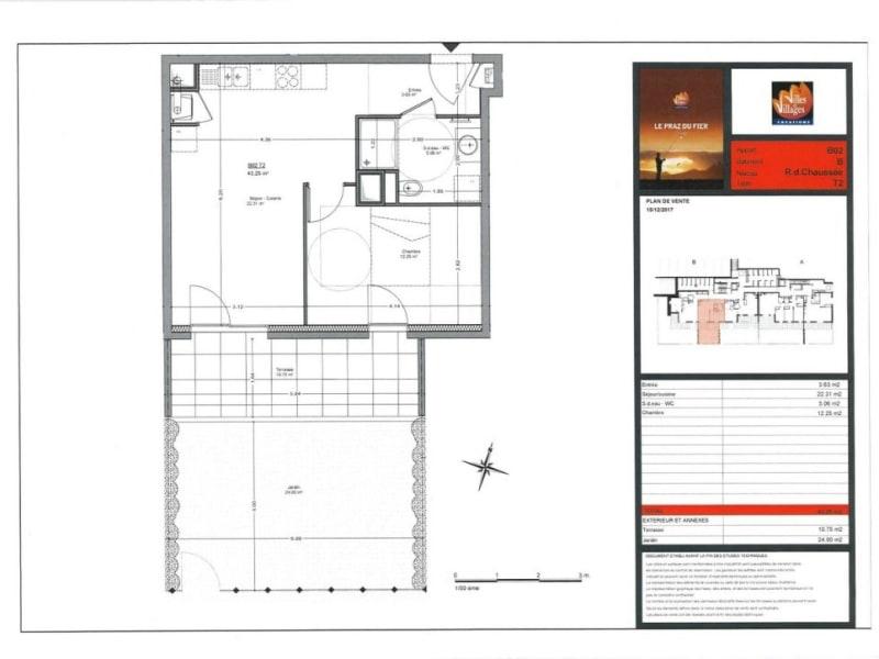 Alquiler  apartamento Pringy 890€ CC - Fotografía 2