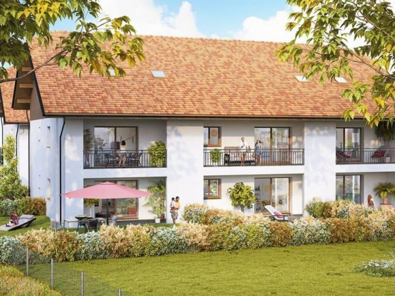 Venta  apartamento Cornier 282000€ - Fotografía 1