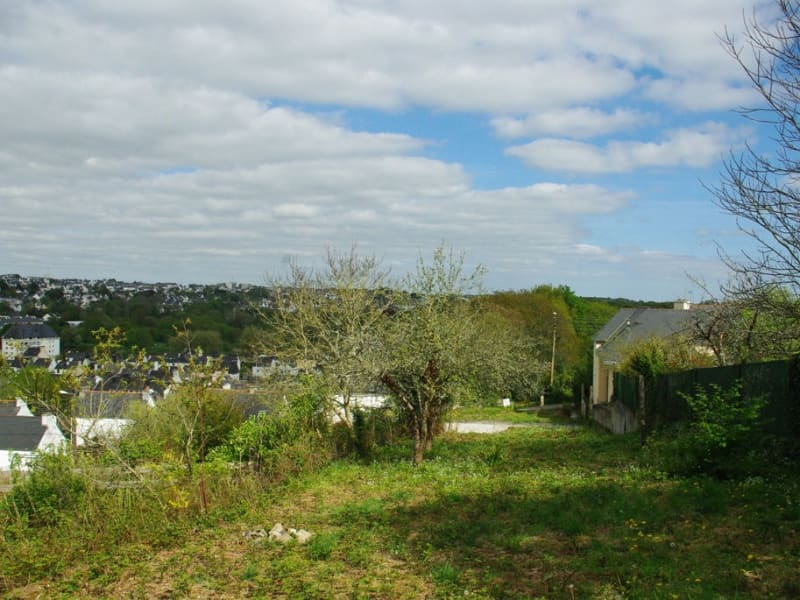 Sale site Quimper 54 675€ - Picture 1