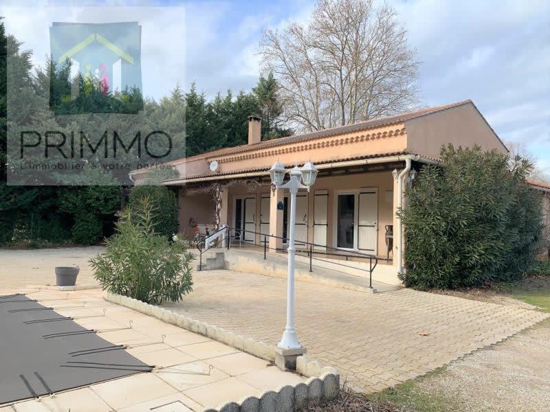 Sale house / villa St andiol 534000€ - Picture 2