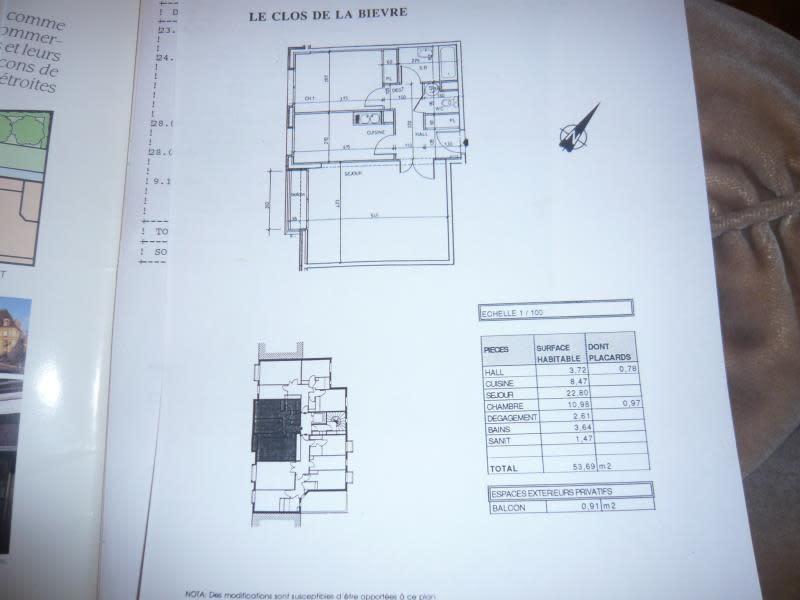 Vente appartement Paris 13ème 540000€ - Photo 9