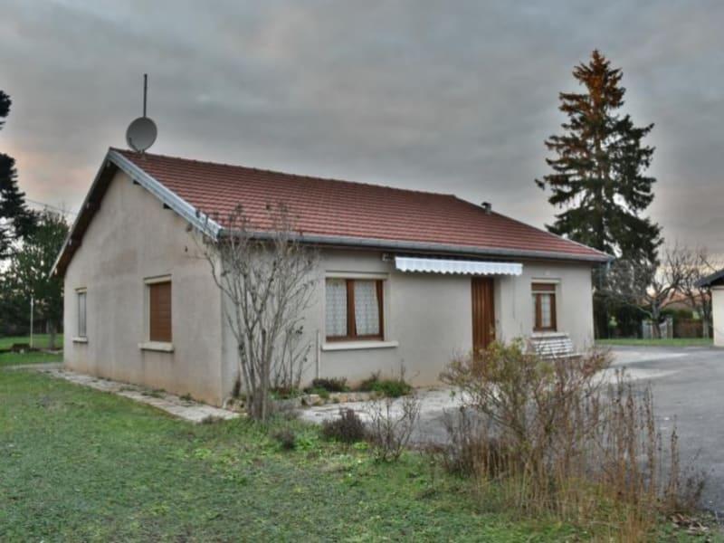 Vente maison / villa Marchaux 170000€ - Photo 2