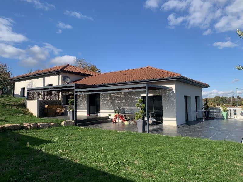 Sale house / villa Vienne 520000€ - Picture 1