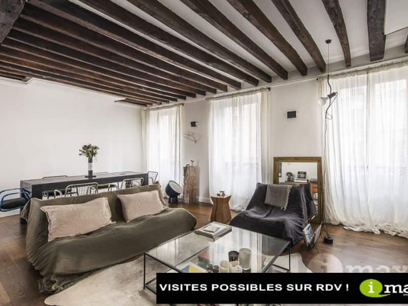 Sale apartment Asnieres sur seine 449 000€ - Picture 1