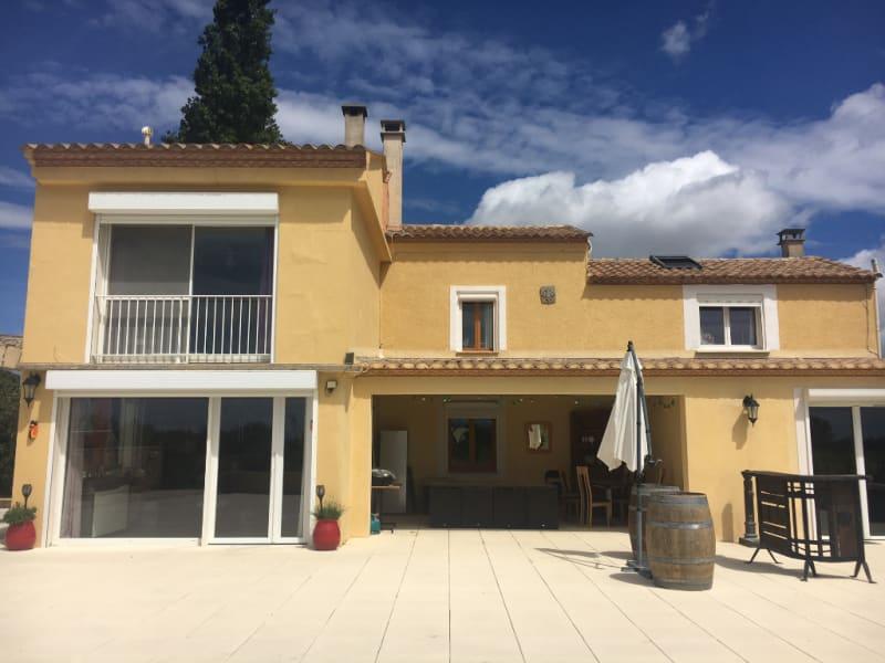 Vente maison / villa Saint laurent d aigouze 1218000€ - Photo 1