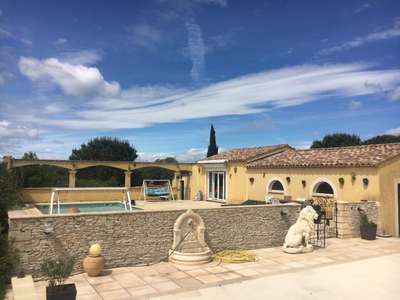 Vente maison / villa Saint laurent d aigouze 1218000€ - Photo 2