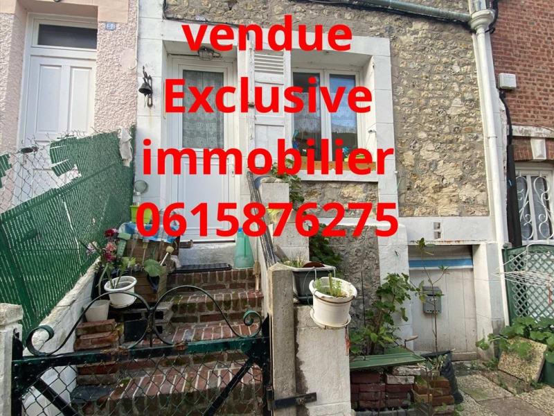 Vente maison / villa Villerville 176550€ - Photo 1