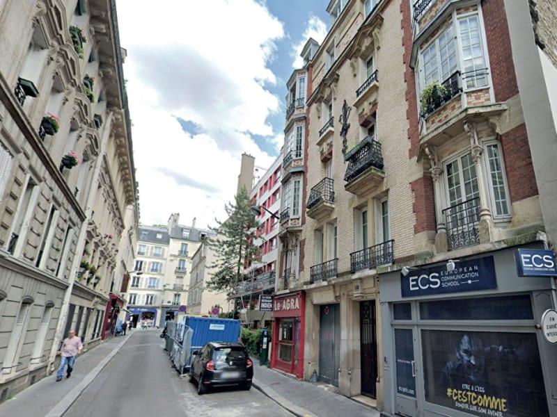 Sale apartment Paris 16ème 60000€ - Picture 1