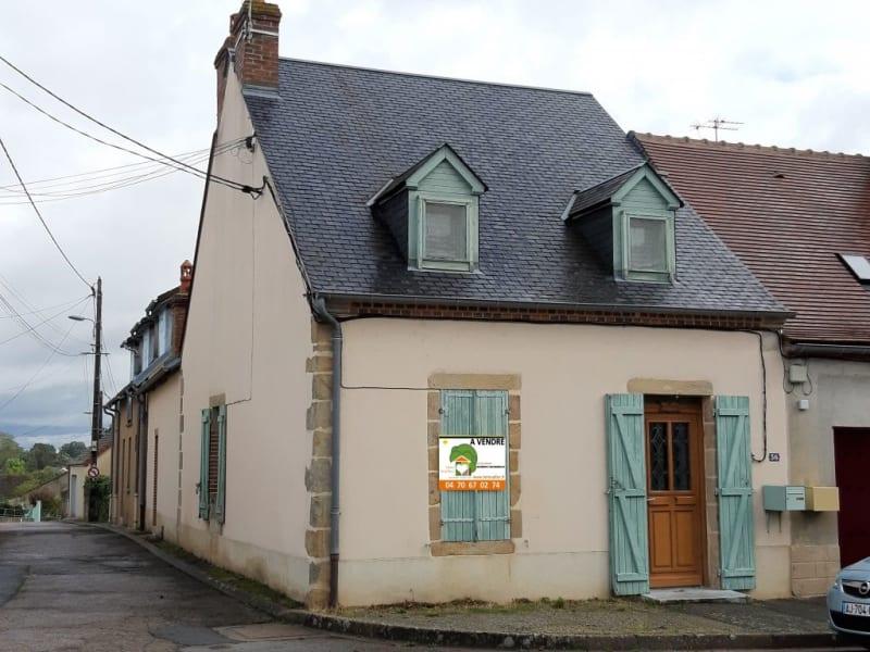 Sale house / villa Bourbon l archambault 59400€ - Picture 1