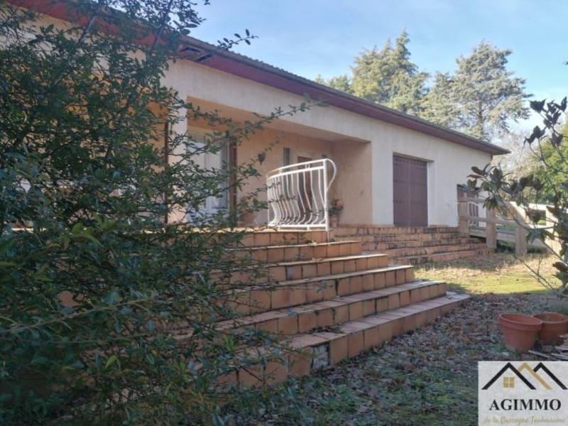 Sale house / villa L isle jourdain 278000€ - Picture 1