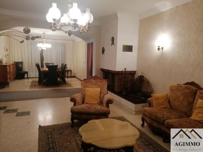 Sale house / villa L isle jourdain 278000€ - Picture 2