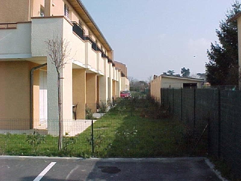 Rental apartment Aucamville 378,04€ CC - Picture 1