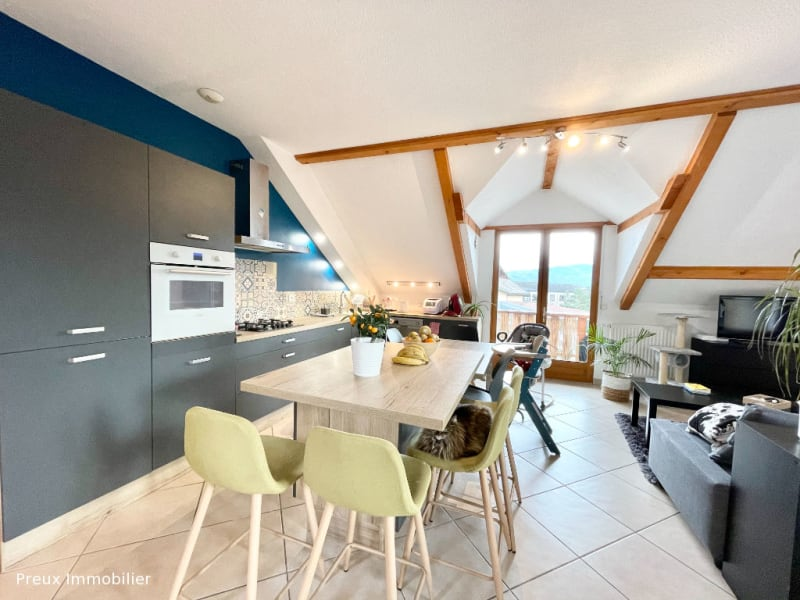 Vente appartement Poisy 294000€ - Photo 2