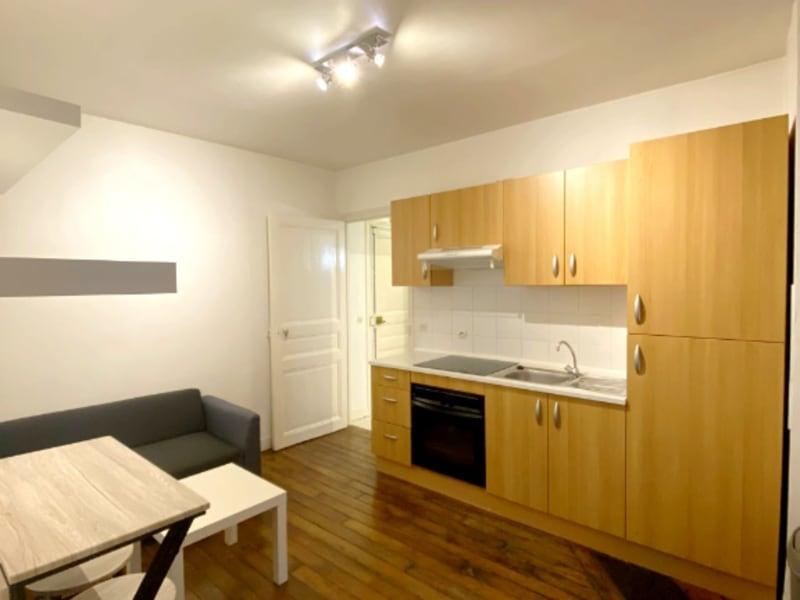 Levallois- Perret -2 pièce(s) 27 m2 - en meublé