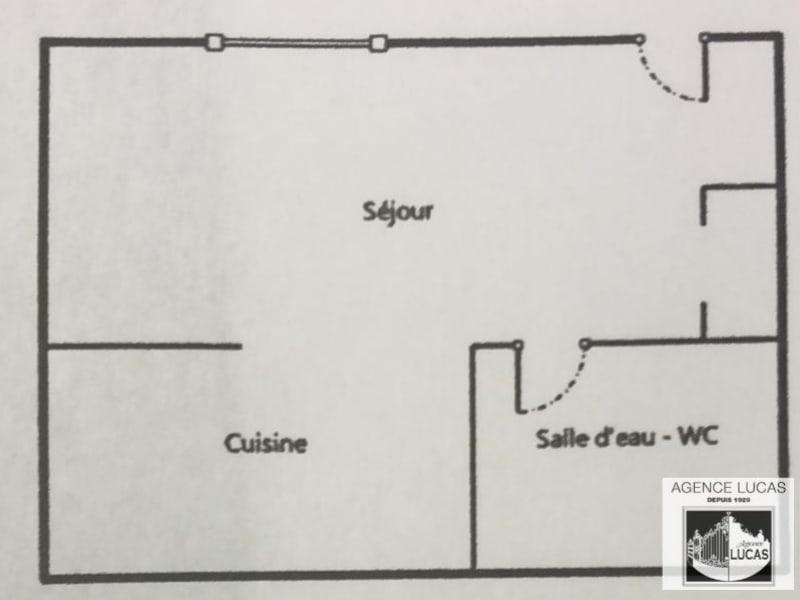 Sale apartment Verrieres le buisson 130000€ - Picture 3