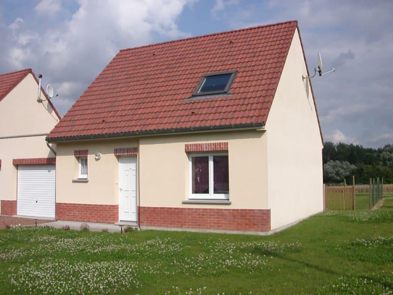 Rental house / villa Coyecques 590€ CC - Picture 1