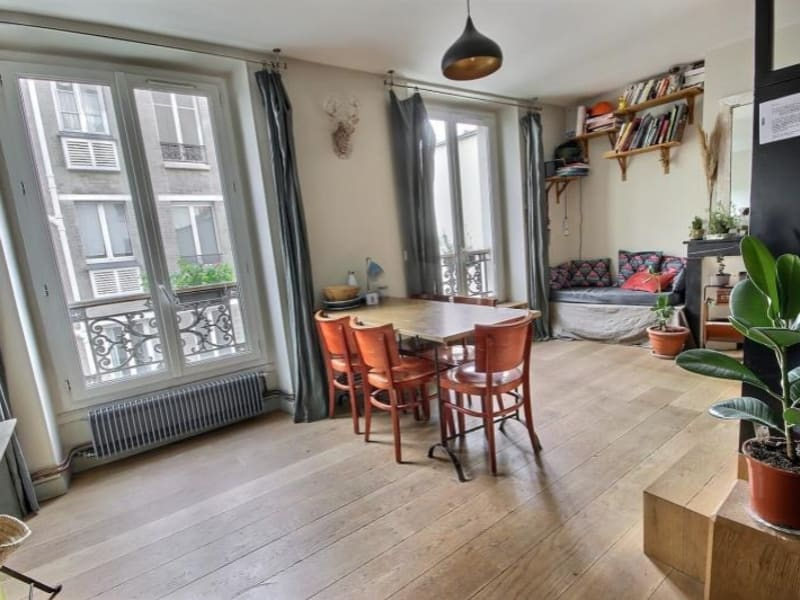 Vente appartement Paris 18ème 360 000€ - Photo 1