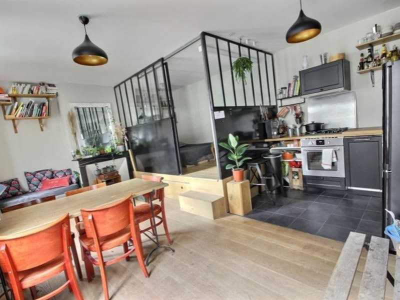 Vente appartement Paris 18ème 360 000€ - Photo 2