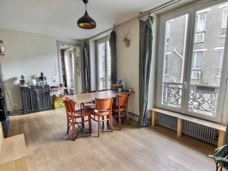 Vente appartement Paris 18ème 360 000€ - Photo 3