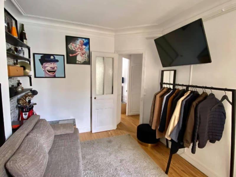 Locação apartamento Levallois perret 1330€ CC - Fotografia 7