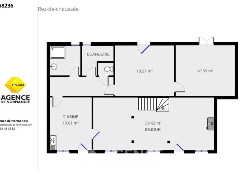 Sale house / villa La ferté-frênel 45000€ - Picture 7
