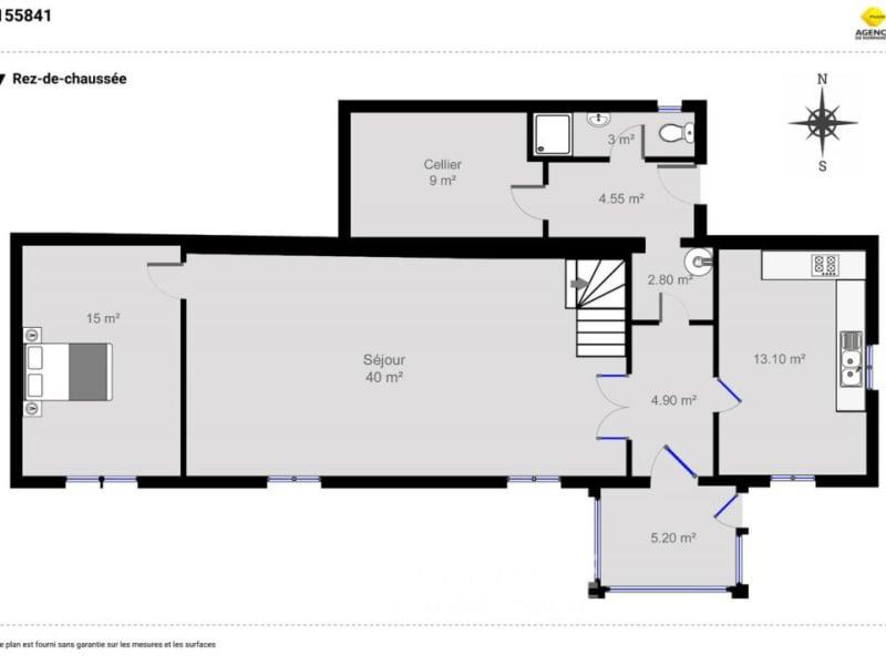 Sale house / villa Montreuil-l'argillé 155000€ - Picture 7